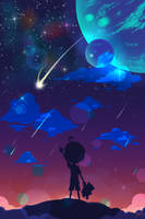 Dream and Hope by iels