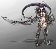 Witchblade: Rihoko by Josemaru