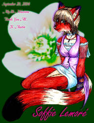 .8k.Soffie.Lemore. by xailachan