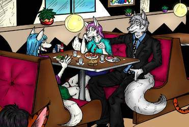 .triple date?. by xailachan