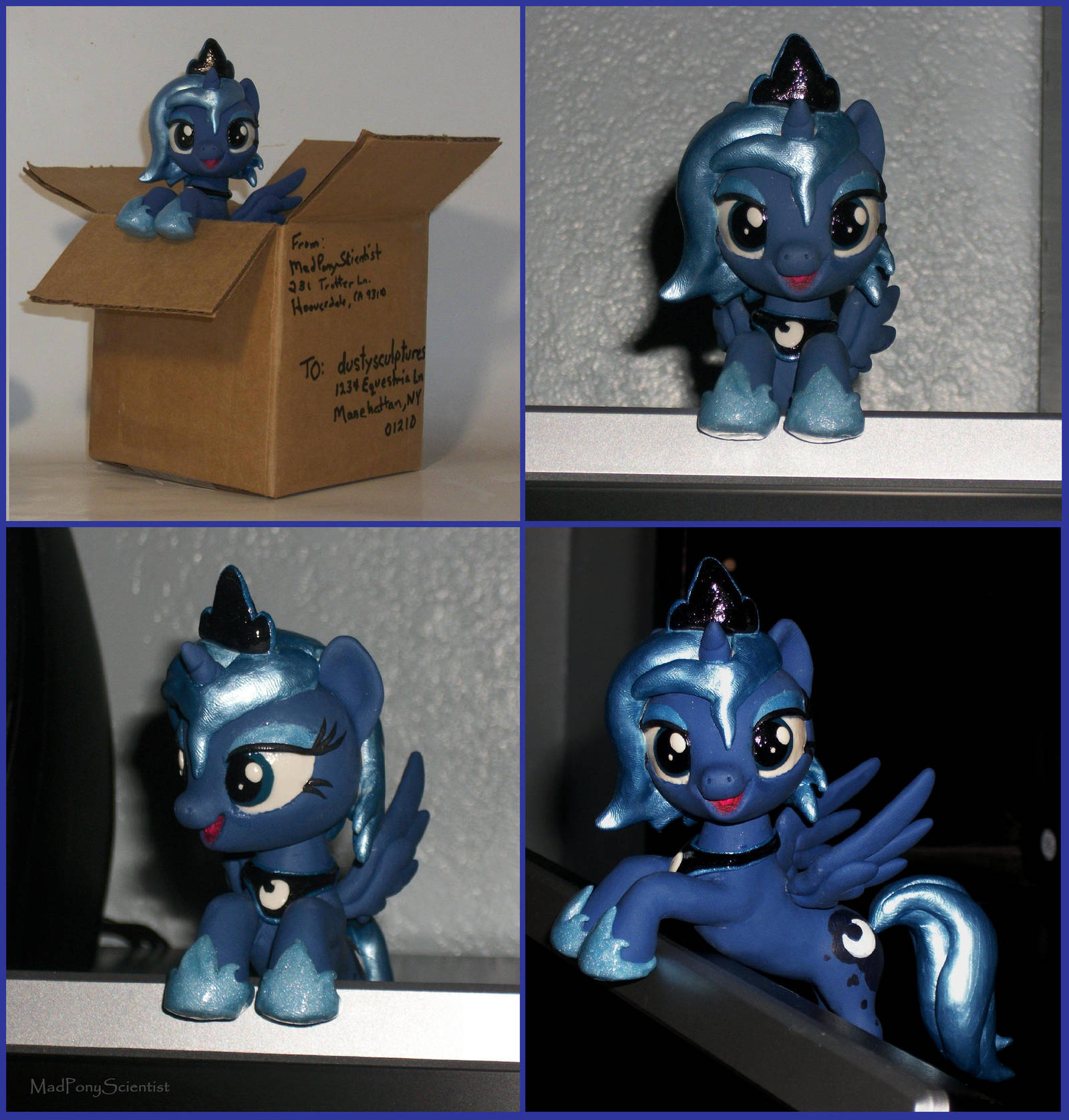 Luna Number 31 !!!! by MadPonyScientist