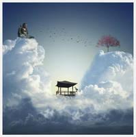Above the clouds by nikolayhranov