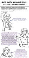 Q and A Answers Part 3 by Moriwth
