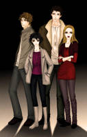 cullens by palnk