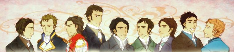 Austen Boys by palnk