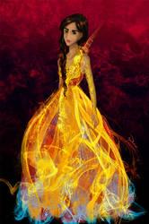 Katniss Everdeen by palnk