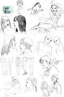 Boring Sketchdump by palnk