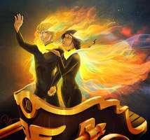 Chariot of Fire by palnk