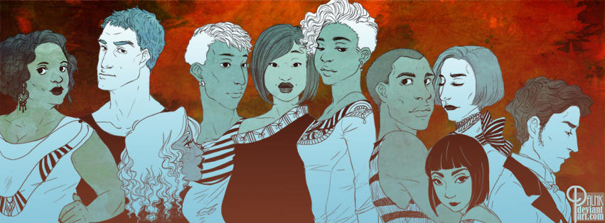 Facebook cover by palnk