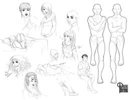 Sketchdumpstuff by palnk