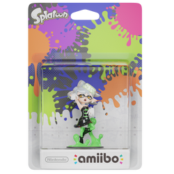 Marie amiibo box by crepet9000