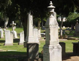 Visting Graveyards Pt.1 by Sharracanna