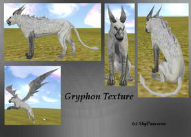 Gryphon Texture by ShyPancreas