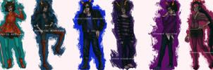 ancestor fashion part 2 by mistix