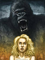 Kong by MartinSchlierkamp