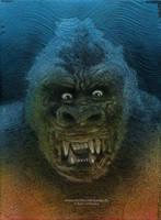 Kong - Portrait by MartinSchlierkamp