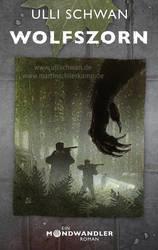 Mondwandler: Wolfszorn (Front Cover) by MartinSchlierkamp