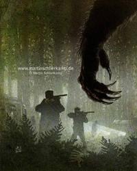 Mondwandler: Wolfszorn by MartinSchlierkamp