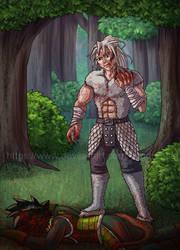 Adam Commission by Yggdrassal