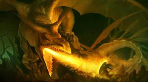 Dragon slayer by Jukka-R
