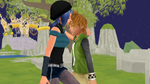 Ventus and Aqua are Couple Pairings MMD  by 9029561