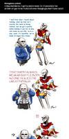 Undertale ask blog: tickles by neonUFO