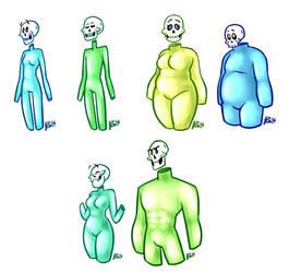 (link in description) tutorial - body types by neonUFO
