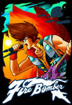 [MACROSS 7] FIRE BOMBER TOUR 2045 by neonUFO