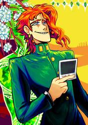 [JJBA] The emerald's dazzling determination by neonUFO