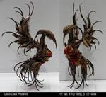 Devil Claw Phoenix by ART-fromthe-HEART