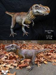 Sue the T-Rex by ART-fromthe-HEART