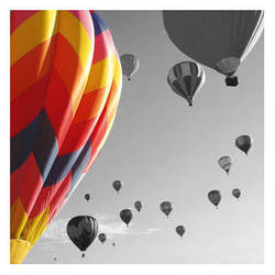 Hot Air Balloons by empanda