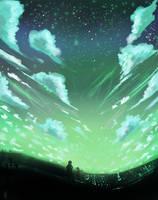 Northern Lights by criissa