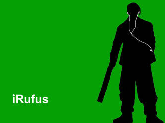 iPod: Rufus Shinra by generaltifa