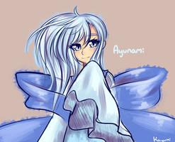 Ayunami Freebie~ by witchuru