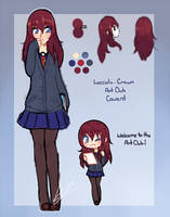 Lucciola Crown : School Concept by witchuru