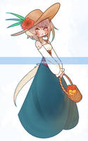 ChocoChibi : Lily by witchuru