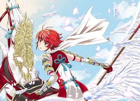 Fire Emblem Fates: Hinoka by suoh12