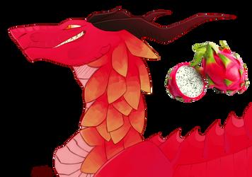 Dragon Fruit by shujuju