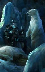 Mr. Freeze by IzzyMedrano