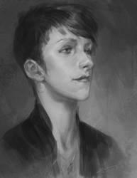 Ariokh's Muse: Innate Kate by IzzyMedrano