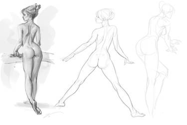 Sketches by IzzyMedrano