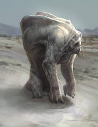 Alien-4 by IzzyMedrano