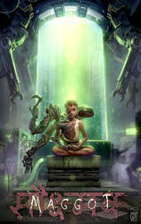 Corrupted Shiva by IzzyMedrano