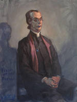 Life Painting: Priest by IzzyMedrano