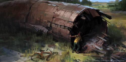 The Barrens by IzzyMedrano