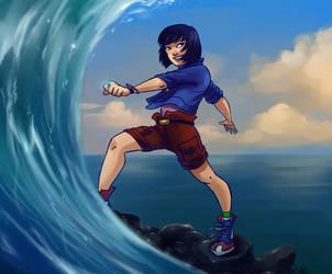Captain Planet -- Gi by perishing-twinkie