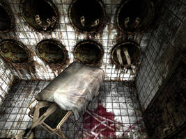 Silent Hill 2 Morgue by ParRafahell