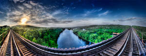 High Bridge by sdnalednas