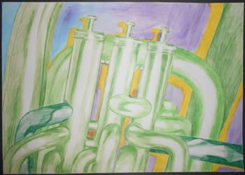 Old School Art 3 by spritephantom